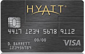 Hyatt Card