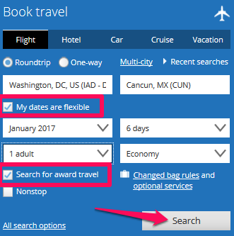 united-search-box-dc-to-cun-updated