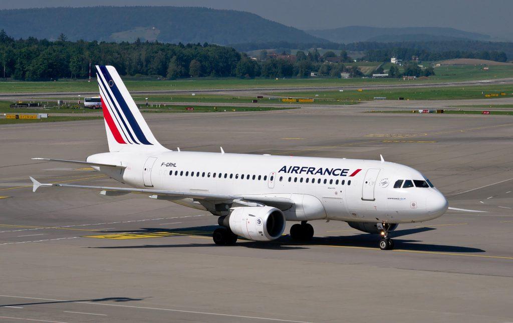 Air France, a SkyTeam airline