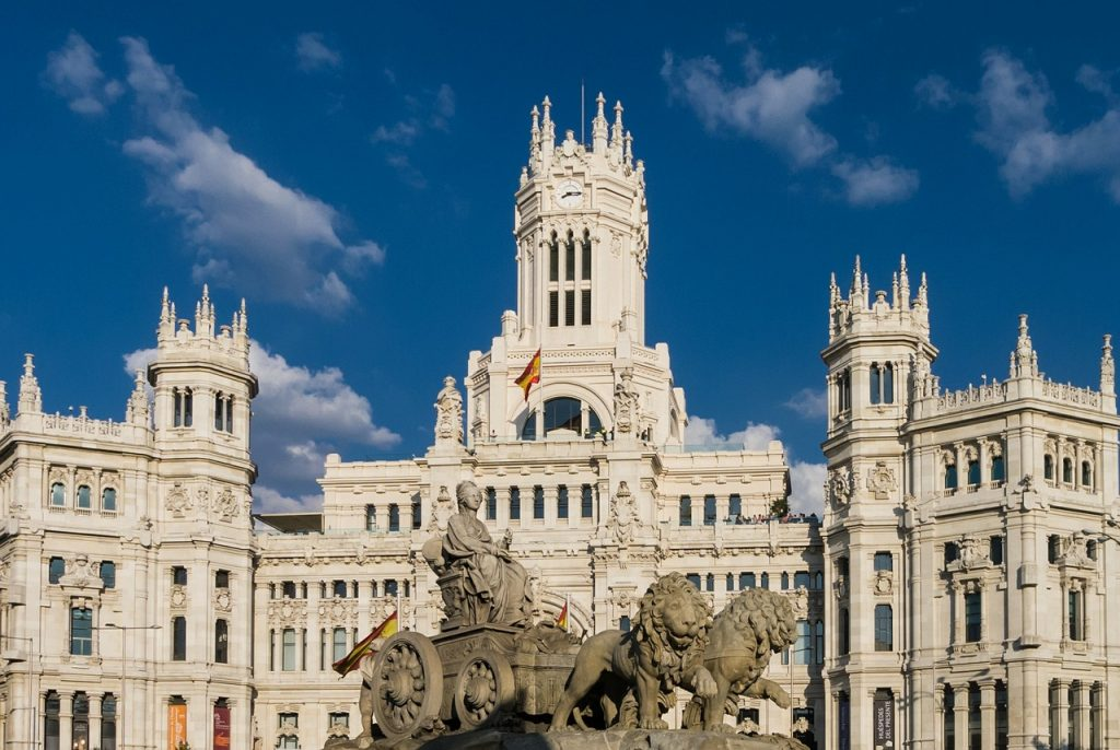 Fly to Madrid with Iberia Avios