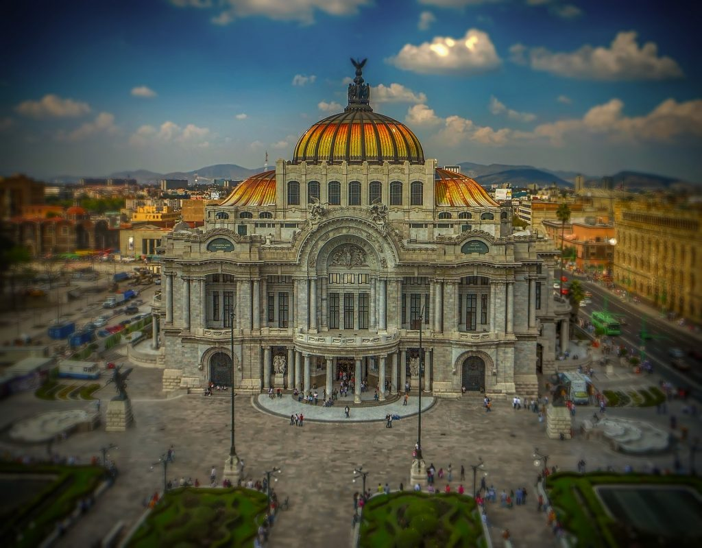 Visit Mexico with Delta Miles