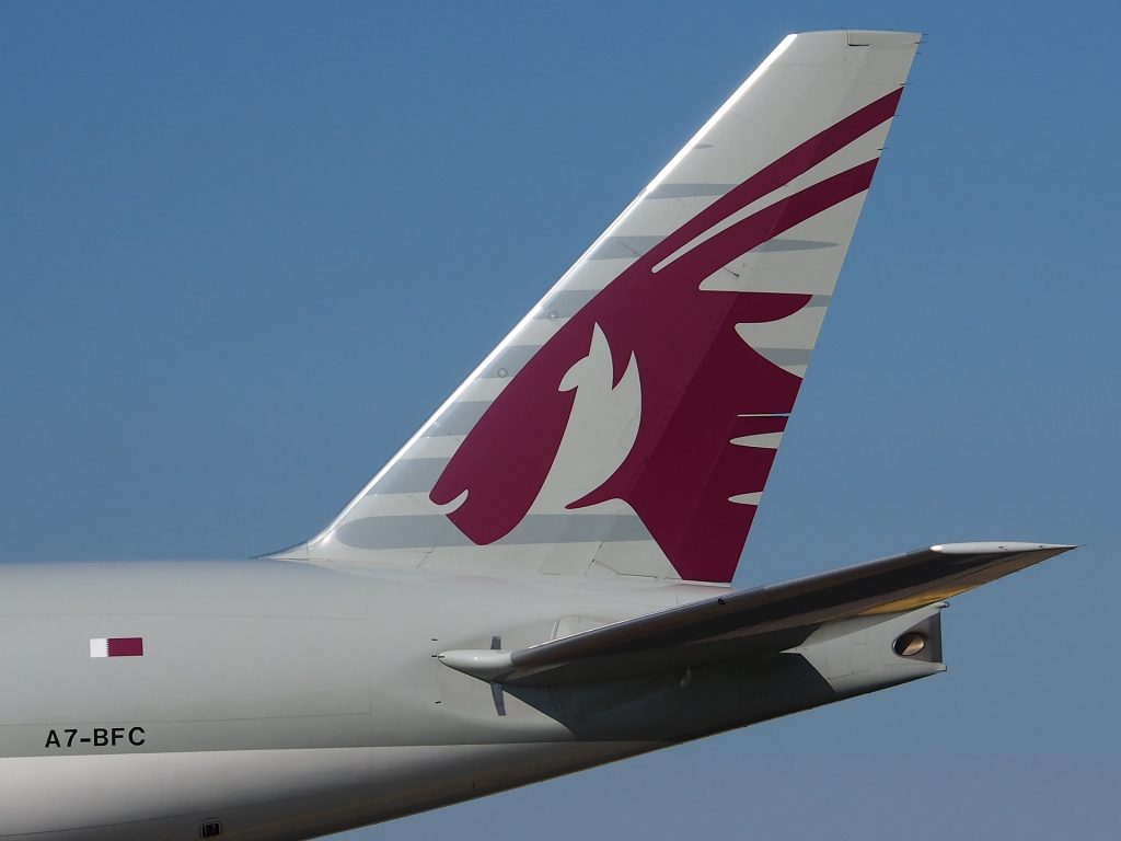 Qatar Airways, an AA partner