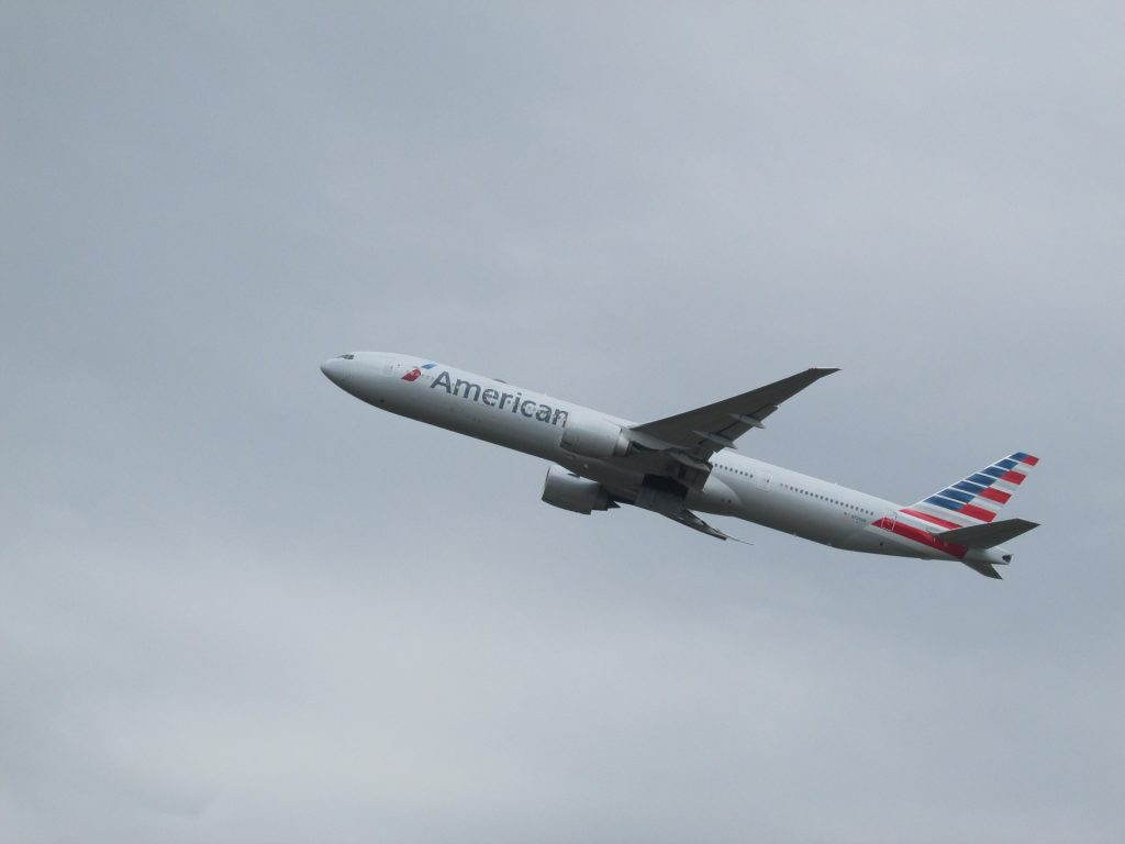 Fly American Airlines with Iberia Avios