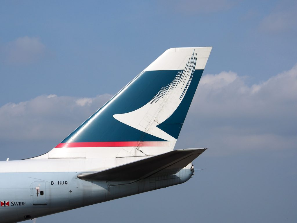 Fly Cathay Pacific using AA Miles