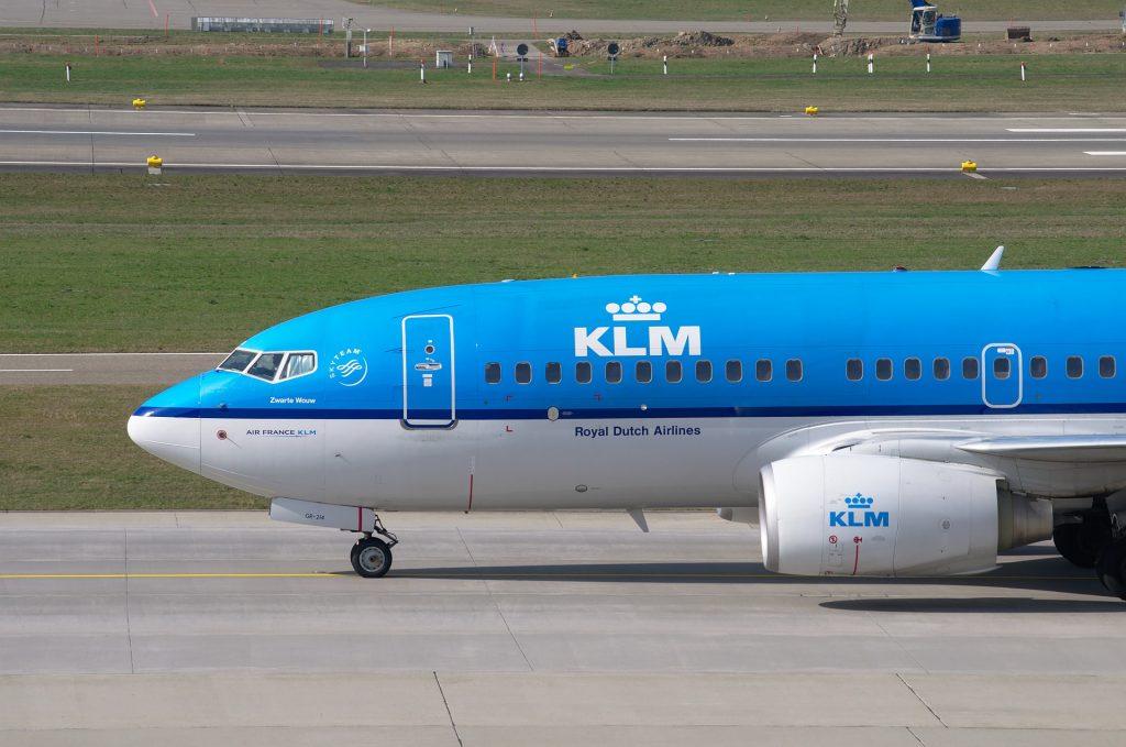 KLM, a SkyTeam airline