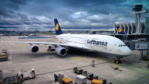 Miles & More is the frequent flyer program of Lufthansa