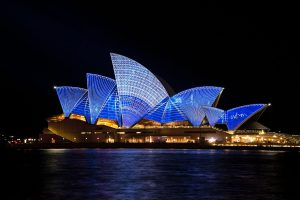 Fly Etihad Airways to Sydney!