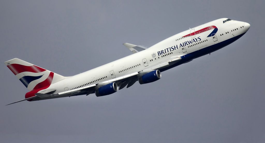 Fly British Airways to Europe