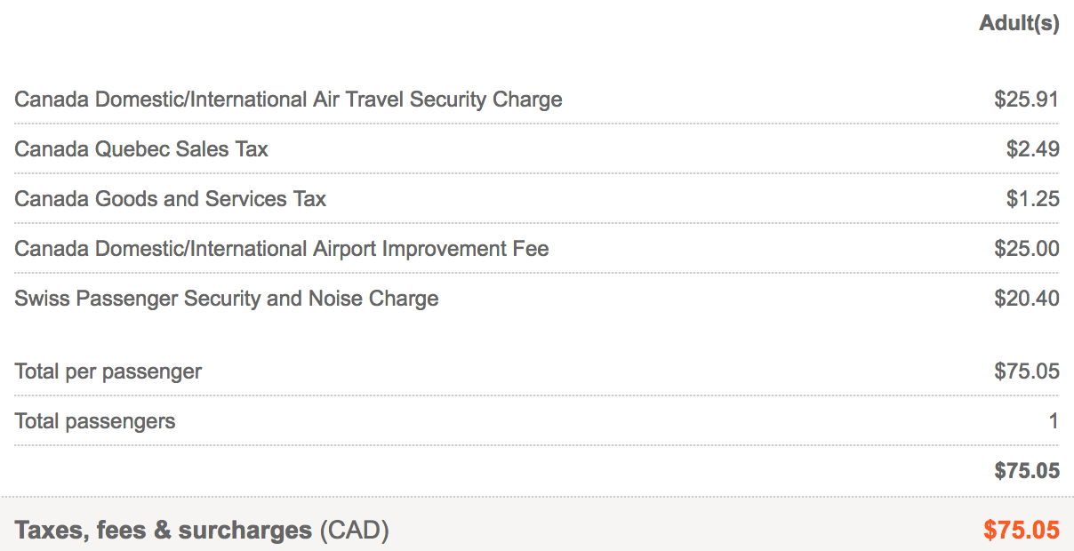 Don't Pay Fuel/Carrier Surcharges when using Aeroplan miles!